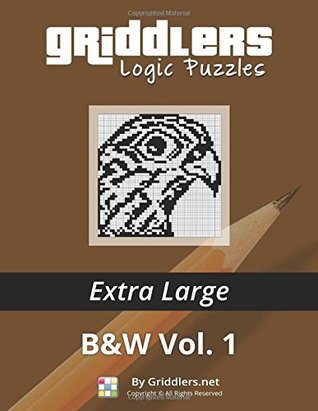 Griddlers Logic Puzzles - Extra Large: Volume 1