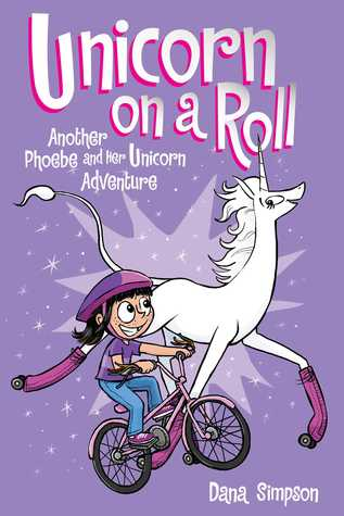 Unicorn on a Roll (Heavenly Nostrils, #2)