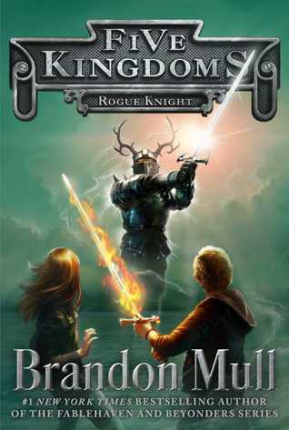 Ebook Rogue Knight by Brandon Mull DOC!