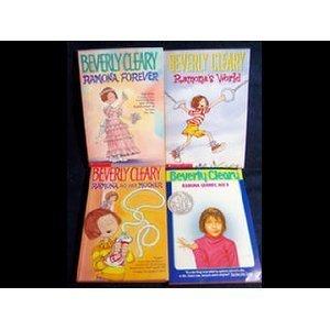 Ramona Boxed Set: Ramona and Her Mother / Ramona Quimby, Age 8 / Ramona Forever / Ramona's World