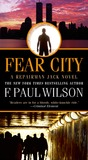 Fear City-book cover