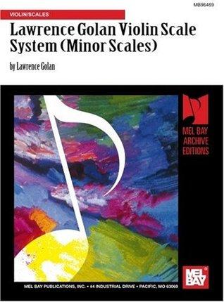 Mel Bay Lawrence Golan Violin Scale System Volume 2