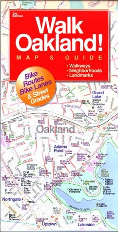 Walk Oakland! Map & Guide