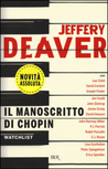 Il manoscritto di Chopin by Jeffery Deaver