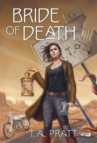 Bride of Death (Marla Mason, #7)