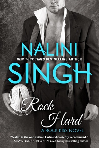 Rock Hard (Rock Kiss, #2)