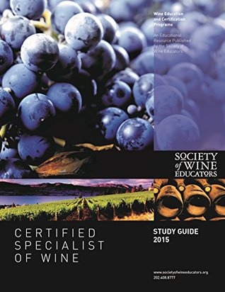 2015 Certified Specialist of Wine Study Guide Descarga gratuita de libros Mobi