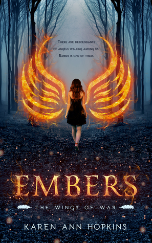 Embers (The Wings of War, #1)
