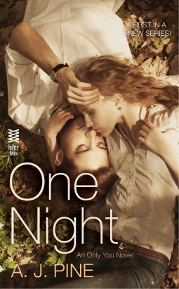 {Review} One Night by A.J. Pine