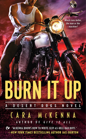 {Review} Burn It Up by Cara McKenna