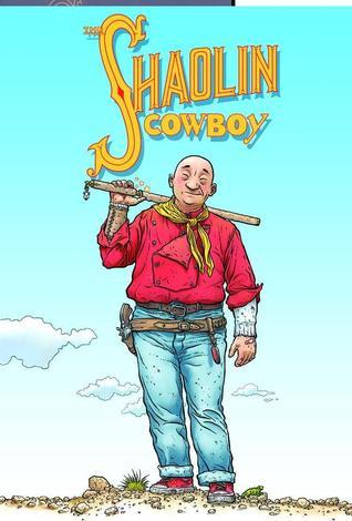 The Shaolin Cowboy by Geof Darrow