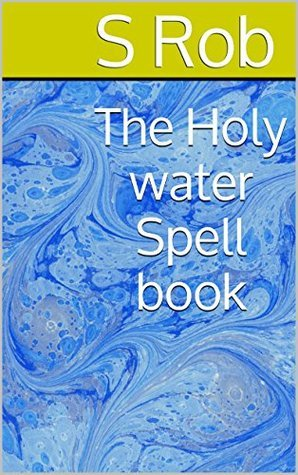 The Holy Water Spell book