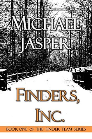 Finders, Inc. (The Finder Team Book 1)