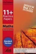 11+ Practice Papers Standard Maths (Letts 11+ Practice Papers)