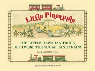 Little Pineapple, the little Hawaiian truck discovers the sugar cane trains