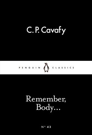 Remember, Body...