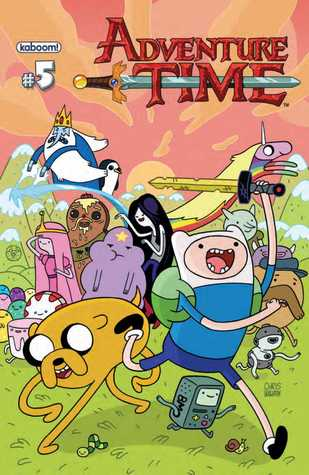 Ebook Adventure Time with Finn & Jake by Ryan North read!