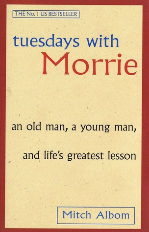 Tuesdays with Morrie by Mitch Albom thumbnail