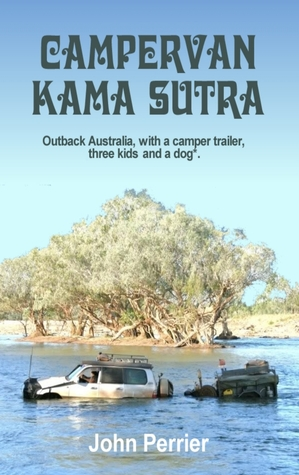 Campervan Kama Sutra - Outback Australia, with a camper trailer, three kids and a dog*