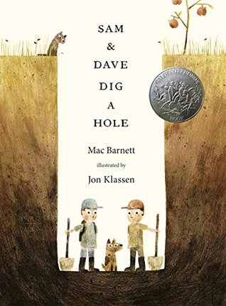 Image result for we dig a hole klassen