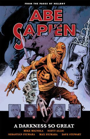 Abe Sapien, Vol. 6: A Darkness So Great