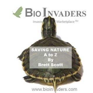 BioInvaders Saving Nature A to Z (BioInvaders ABC's of Biology Book 1)