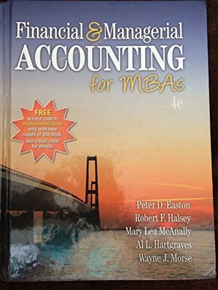 Financial and Managerial Accounting Form MBA's