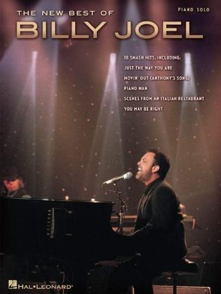 The New Best of Billy Joel Songbook (Piano Solo)