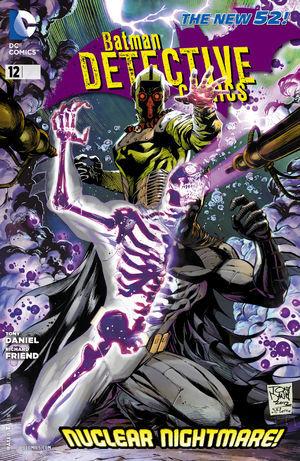 Batman Detective Comics #12