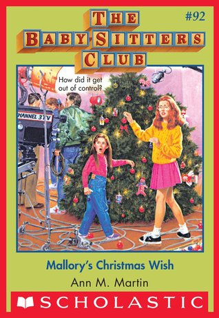 Mallory's Christmas Wish by Ann M. Martin