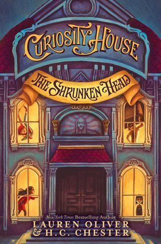 The Shrunken Head(The Curiosity House 1)