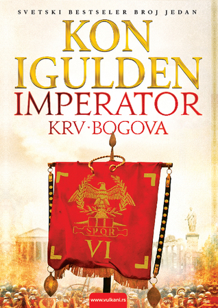 Imperator. Krv bogova  (Imperator, #5)
