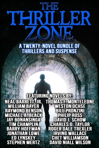 The Thriller Zone: A Twenty-Novel eBook Bundle of Thrillers and Suspense