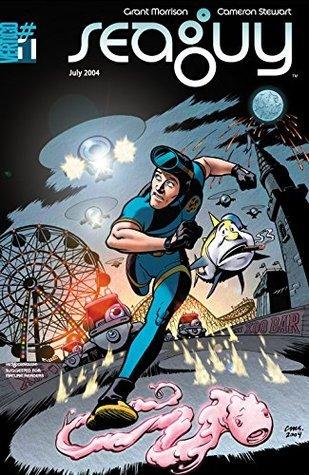 Seaguy (2004-) #1