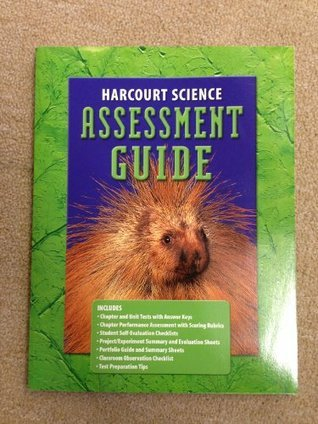 Assessment Guide (Harcourt Science: Grade 3)