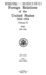 Foreign Relations of the United States, 1952-1954. Volume X Iran 1951-1954 by United States Department of State