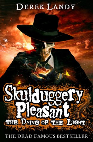 The Dying of the Light(Skulduggery Pleasant 9)