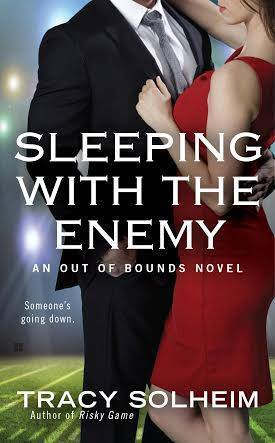 Sleeping with the Enemy (Out of Bounds, #4)