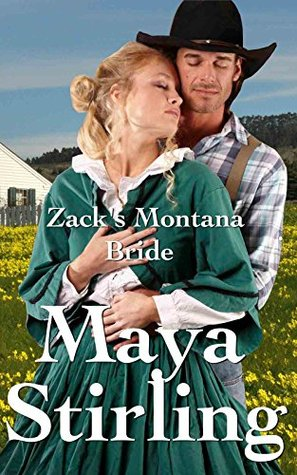 Zack's Montana Bride (Montana Ranchers and Brides #6)