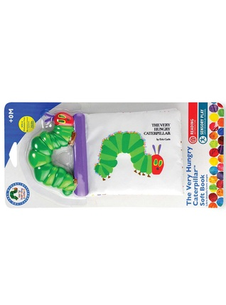 The Very Hungry Caterpillar (Soft Book)