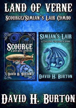 Land of Verne - A Steampunk Fantasy Combo by David H. Burton