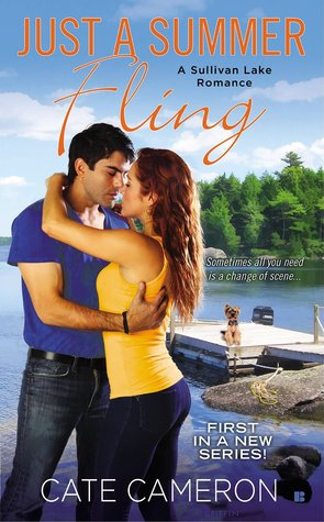 {Review} Just a Summer Fling by Cate Cameron