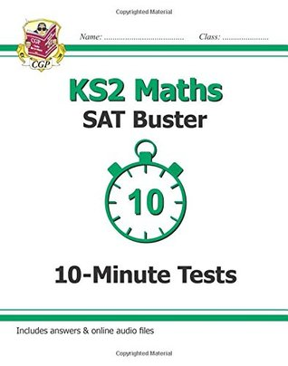 New KS2 Maths SAT Buster 10-Minute Tests - Book 1 (for the 2020 tests)