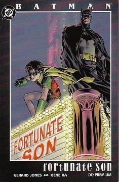 Batman fortunate son by gerard jones fandeluxe Images