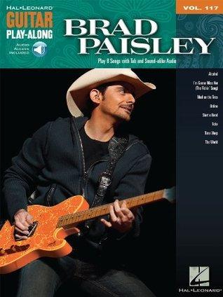 Brad Paisley - Guitar Play-Along: Volume 117