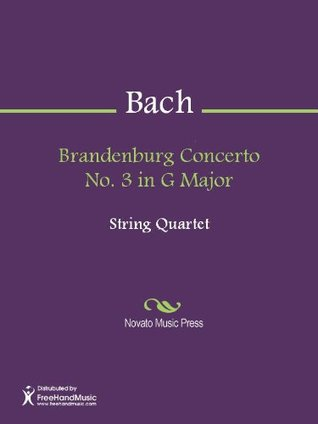 Brandenburg Concerto No. 3 in G Major - Violin 2