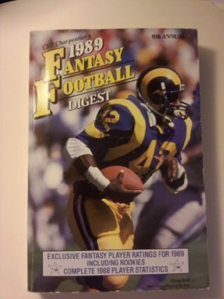 1989 Fantasy Football Digest