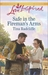 Safe in the Fireman's Arms by Tina Radcliffe