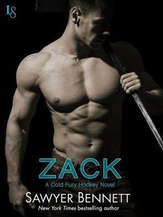 Zack by Sawyer Bennett