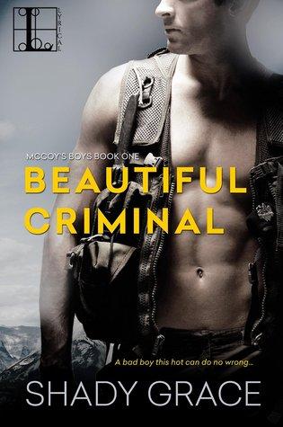 Beautiful Criminal (McCoy's Boys, #1)
